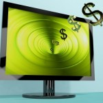"""Photo credit: """"Dollar Symbols Coming From Screen"""", by Stuart Miles"""