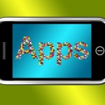 """Photo credit: """"Mobile Phone Apps On Smartphone"""",  by Stuart Miles"""