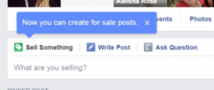 facebook-sell-something-button