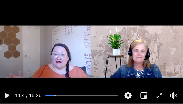 DS Live expert with Kristie Clayton