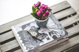 watch-flower-pink-silver